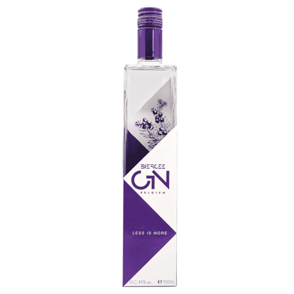 Bouteille de Gin Less is More